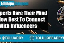 26 #Experts Reveal How To Connect With ANY #Influencer At ANY...