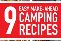 Camping Meals & Ideas