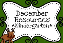 December Resources for Kindergarten / This board is for December resources for Kindergarten.  Please only pin one paid resource per day, or you will be removed. You can pin as many free resources or ideas as you like.   If you're interested in pinning to this board, please follow and send an e-mail to mrsroltgen (at) gmail (dot) com.  Thanks!  / by Resources by Mrs. Roltgen