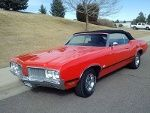 1970 - 72 OLDSMOBILE CUTLASS