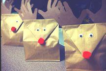First Grade - December Work