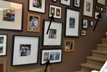 Photos up stairs