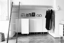 Ikea Hackers / Uusia käyttöideoita Ikean tavaraoille. / by Tarja Aalto