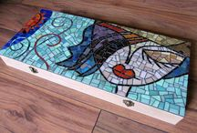 mosaic / Love mosaic art