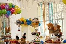 Decoração - festa infantil / by Larissa Grando