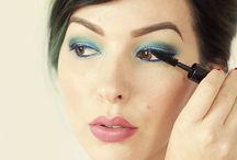 Makeup / by Miranda Sunderland