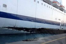 Damages & Repairs / Some photographs relevant to Ship Damages and Repairs