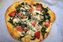 Best Pizza Recipes / Homemade pizza recipes you can make for a quick weeknight dinner. / by Jessica Fisher