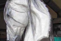 Equine Sculptures