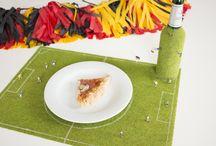 Tisch-Deko   NOCH kreativ / Doko und DIYs rund um und auf dem Tisch! Tisch-Sets, Blumentöpfe, Deko, Platzkarten und vieles mehr von NOCH kreativ. www.noch-kreativ.de