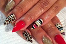 ♡Awesome Nail & Hair designs♡ / Awesome nails and hair designs♡
