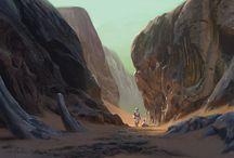 Landscape CG