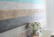 Wood walls / wood wall, DIY, wooden art, wood design, home decor ideas
