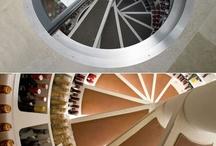 Spiral wijnkelder
