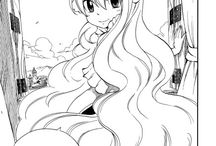 Fairy Tail Mavis