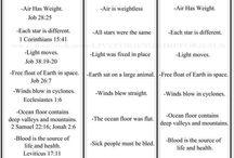bible vs science