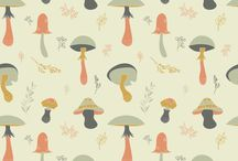 Patterns / Patterns for fabric from Spoonflower and other sites