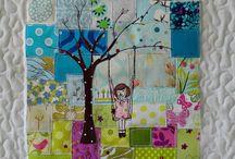 year quilt blocks