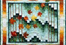 Bargello quilts / Quilts