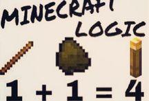 logique de Minecraft