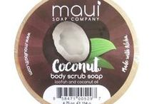 MAUI SOAP COMPANY / Live. Love. Aloha. Soaps, Sunscreen & Lotions!