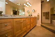 Custom Strasser Vanities / Take a quick look at some of these uniquely custom made bath vanities