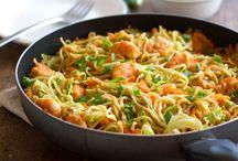Shrimp Dishes / Quick Meals