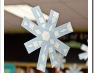 Winter Arts & Crafts  / by Jennifer Mattingly