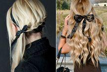 penteados <3