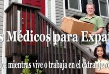 Seguros para Expatriados / by H.R.Olivar Financial Services
