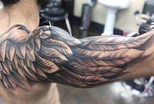 Gut gelungene Tattoos - fast zu schön zum entfernen