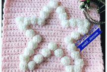 crochet / knittig / blanket