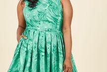 Dresses for Leslie's wedding