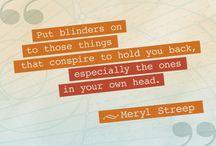 Quotes / by Krista Parent