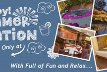 Season & Packages / Enjoy your Summer Vacation at Hotel Hilltone, Mount Abu