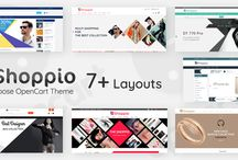 Shoppio Multipurpose Opencart Theme