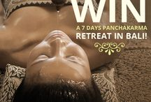 ONEWORLD Ayurveda Contest / WIN A 7 DAYS PANCHAKARMA RETREAT IN BALI This is your chance to win a 7 days Panchakarma retreat at ONEWORLD Ayurveda in Bali for 2016. 6 easy questions about yourself and your motivation - and the retreat might be yours! The deadline to enter this contest is March 30th 2016 - enough time to plan ahead. Simply go to our website and follow the instructions.  Good luck! http://oneworldayurveda.com