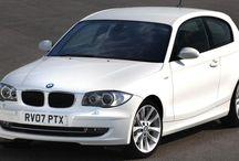 BMW / BMW's models.