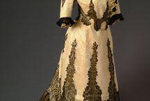 Vintage - victorian fashion / Móda viktoriánská, steampunk.