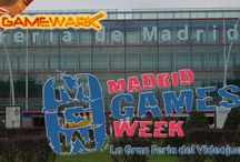Madrid Games Week 2014 / Esto es parte de lo mucho que pudimos ver en la feria Madrid Games Week 2014 durante el jueves, día reservado para profesionales.