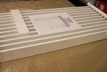 Packaging of radiators manufactured by HOTHOT Exclusive s.r.o. / Look how we protect HOTHOT radiators by transporting. Each designer radiator or towel rails and all accessories are packed with an emphasis on safety, so you don't have to worry that your radiator will be delivered damaged.