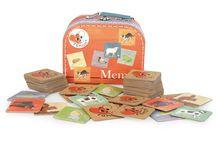 Juguetes de cartón / Juguetes tradicionales de cartón