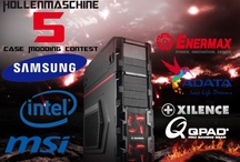 Die Höllenmaschine / PC-WELT baut jedes Jahr den ultimativen Gaming-PC - der Clou: nach Fertigstellung wird das Monster verlost!