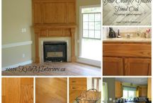 Home: Colors & Decor / by Lora Lacey