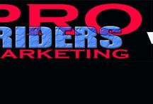 #Pro Riders Marketing / # www.proridersmarketing.com / by ProRidersMarketing Joe D.