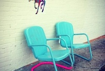 fearless furniture / by OMG old made good