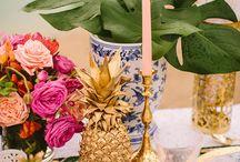 Tropical Dream Wedding / Tropical Dream wedding inspiration and products from Calligraphen  Inbjudan / Inbjudningskort / Trycksaker / Meny / Destination Wedding / Bröllop / Bryllup / Inbydelse / Invitatsjoner