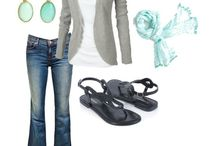 Clothes I would love to have in my closet! / by Lori Niebauer