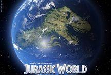 Jurassic world/Jurassic park