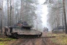 Modern Warfare - CV90 AFV